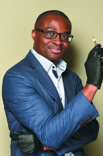 Dr Chike Injector